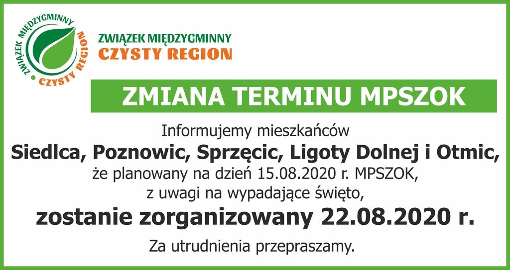 Komunikat Związku Międzygminnego Czysty Region.jpeg