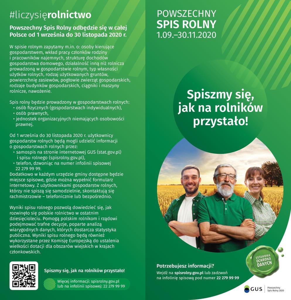 Powszechny Spis Rolny 2020 - plakat.jpeg