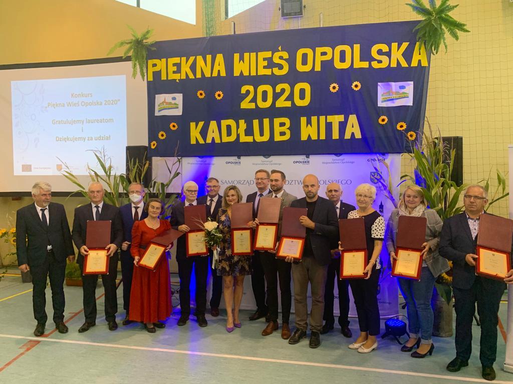 Rozstrzygnięcie konkursu Piękna Wieś Opolska 2020.jpeg