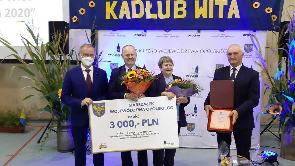 Wyróżnienie w Konkursie Piękna Wieś Opolska.jpeg