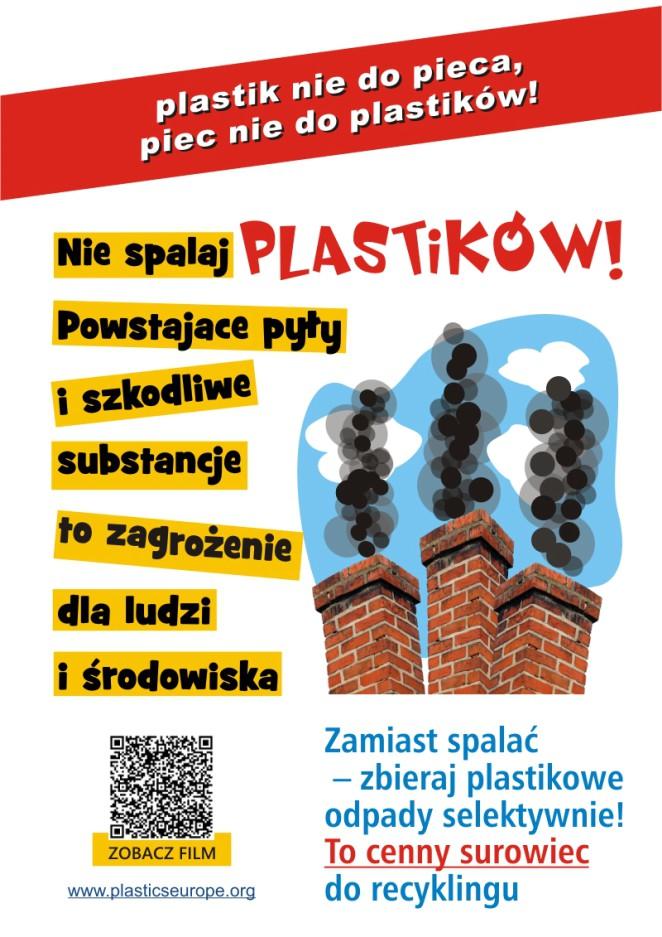 Plastik nie do pieca, piec nie do plastików - plakat.jpeg