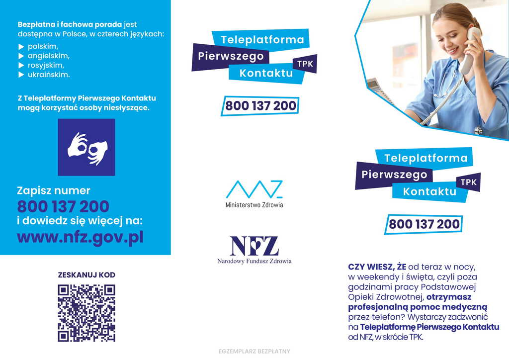 Teleplatforma Pierwszego Kontaktu - ulotka cz. I..jpeg