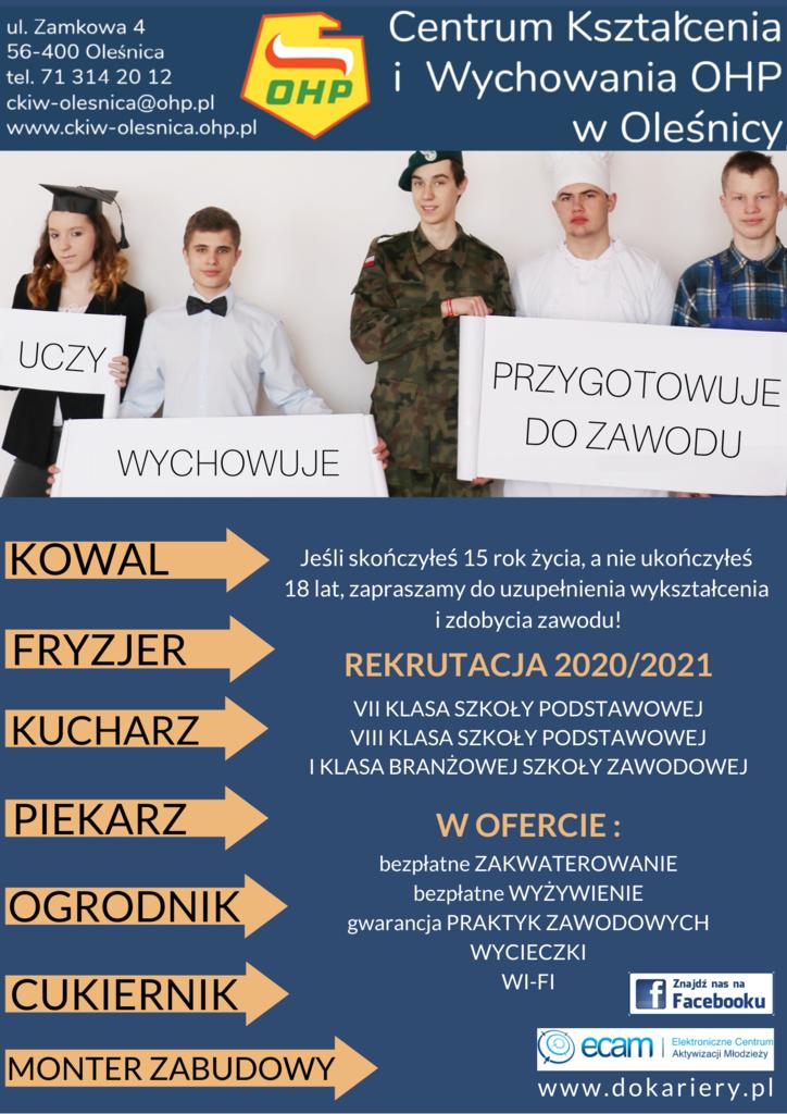 PLAKAT REKRUTACJA 2020 .png