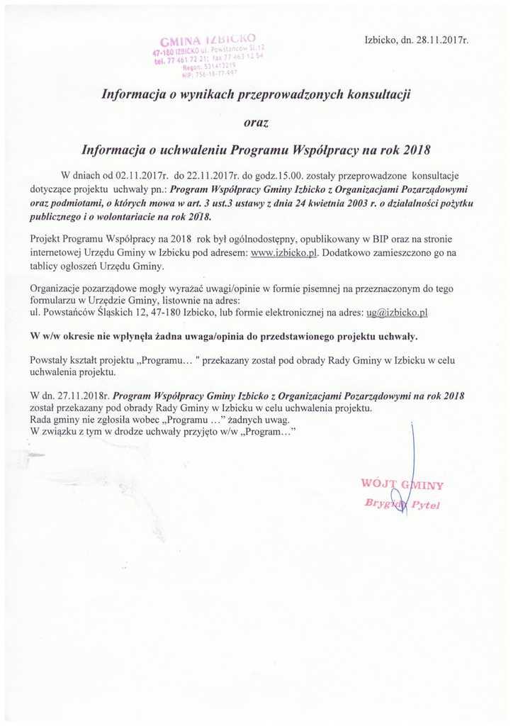Informacja  doty. konsultacji i uchwalenia Programu Współpracy na rok 2018-1.jpeg