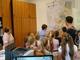Galeria Dzieci z otmickiej podstawówki w urzędzie 2016
